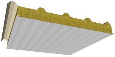 tahtani - ساندویچ پانل سقفی
